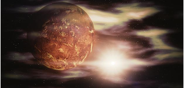 Aliens on Venus